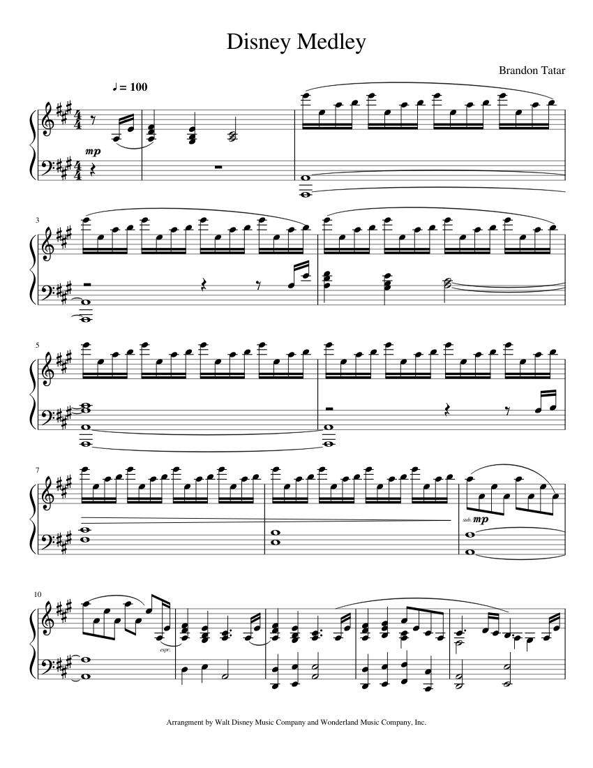 Colors of the wind sheet music free download colors of the wind.