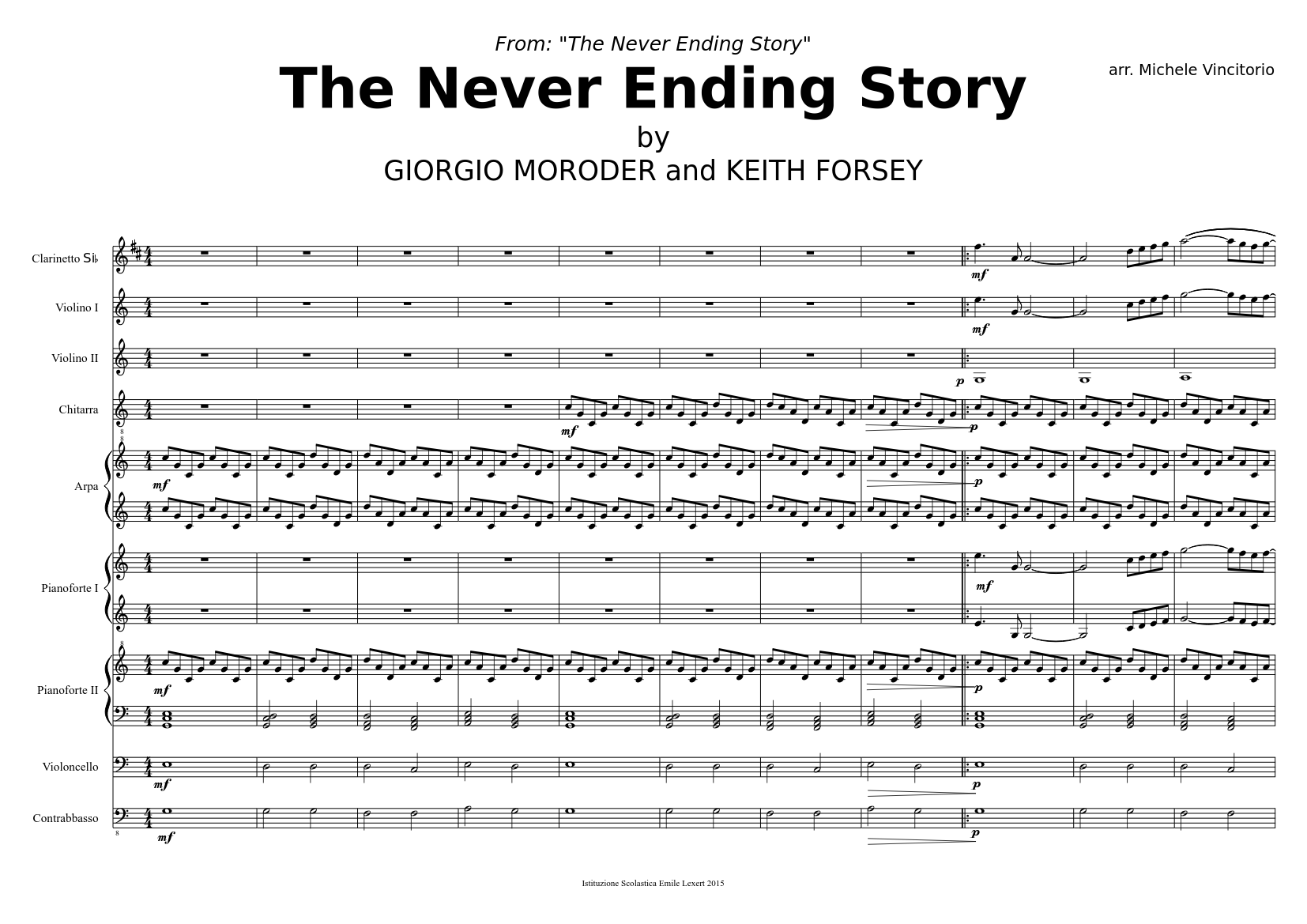 the answer to a never ending story song