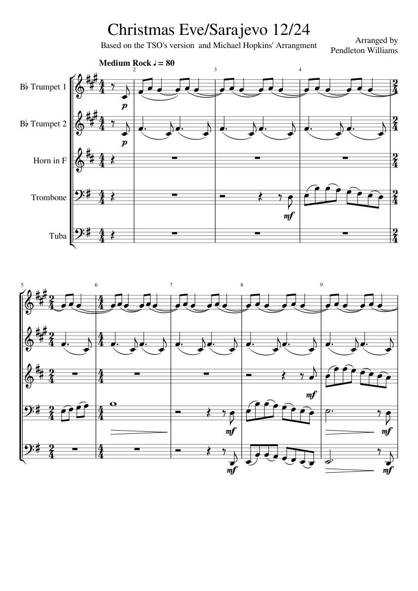 Brass Quintet Pdf