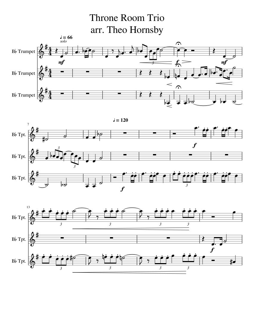 star wars sheet music trumpet - Ataum berglauf-verband com