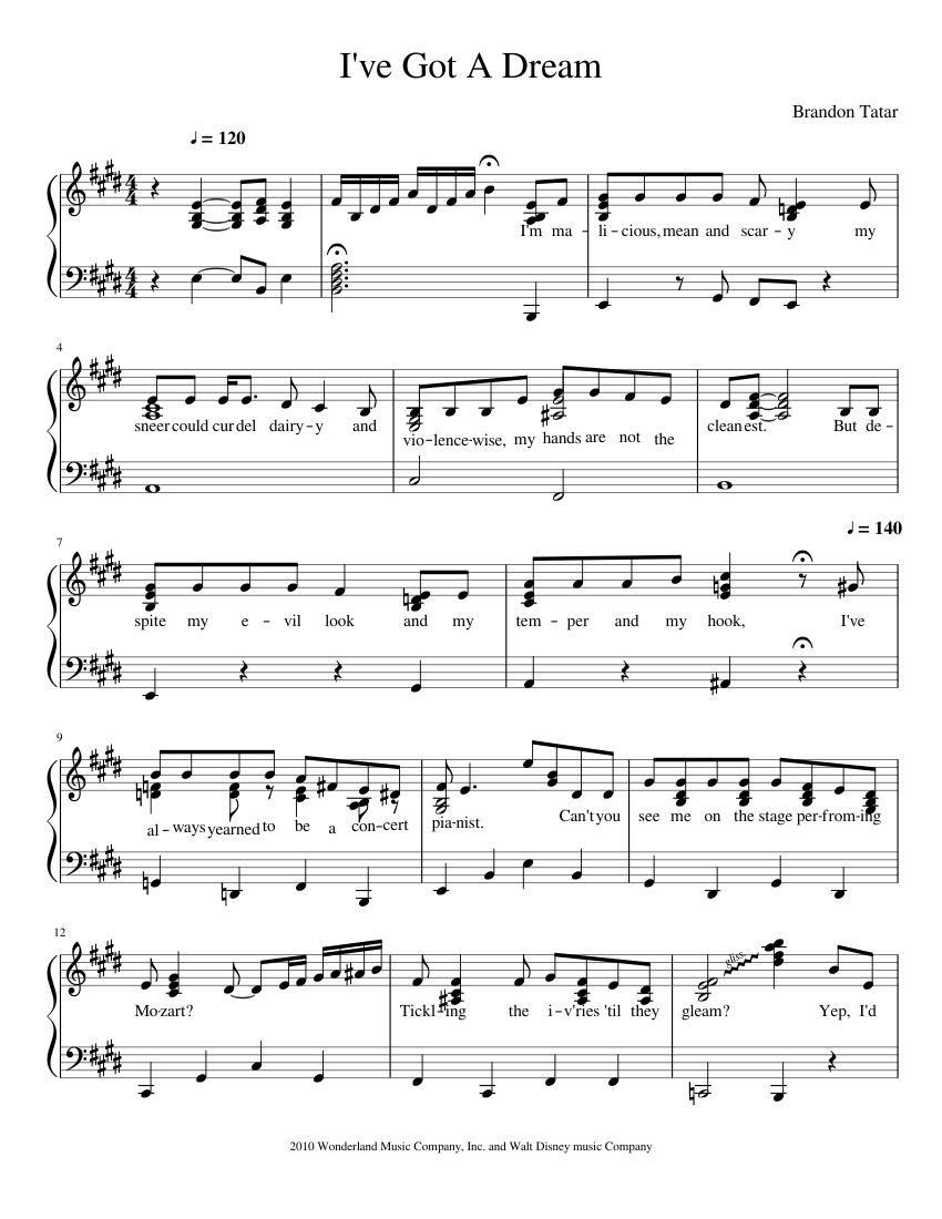 View, download and print dance of the hours piano sheet music from.
