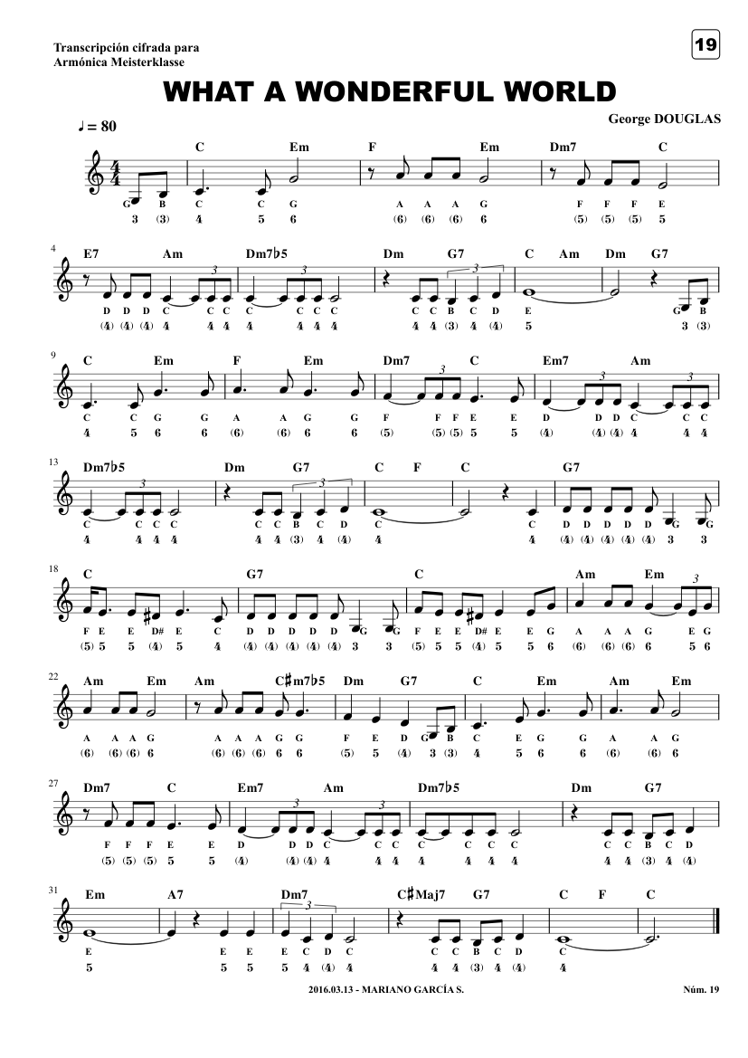 What a wonderful world sheet music for trumpet download free in.