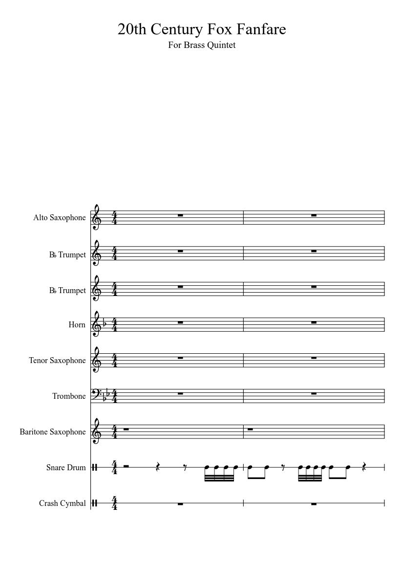 Twentieth century fox fanfare download