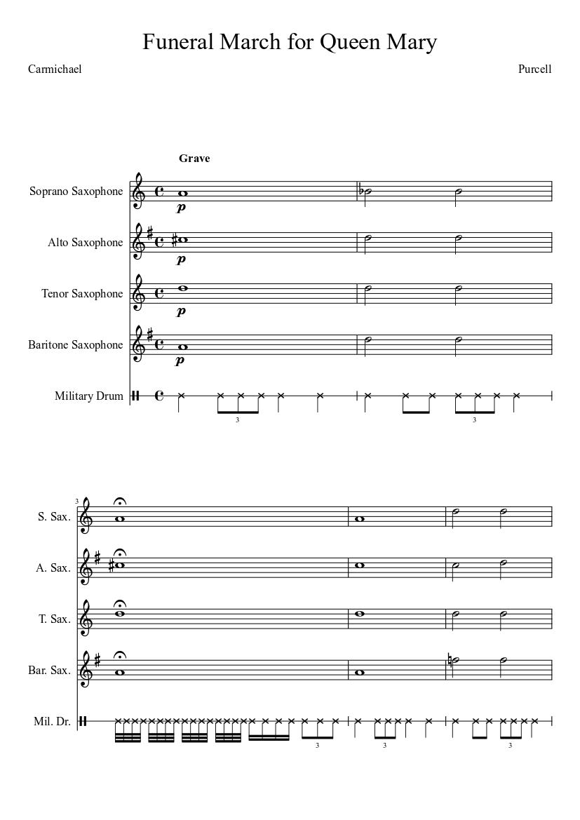 Tarrega beethoven: funeral march from sonata no. 12 guitar.