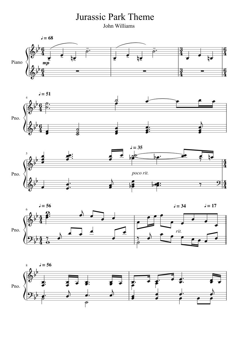 Aquarium park theme sheet music download free in pdf or midi.
