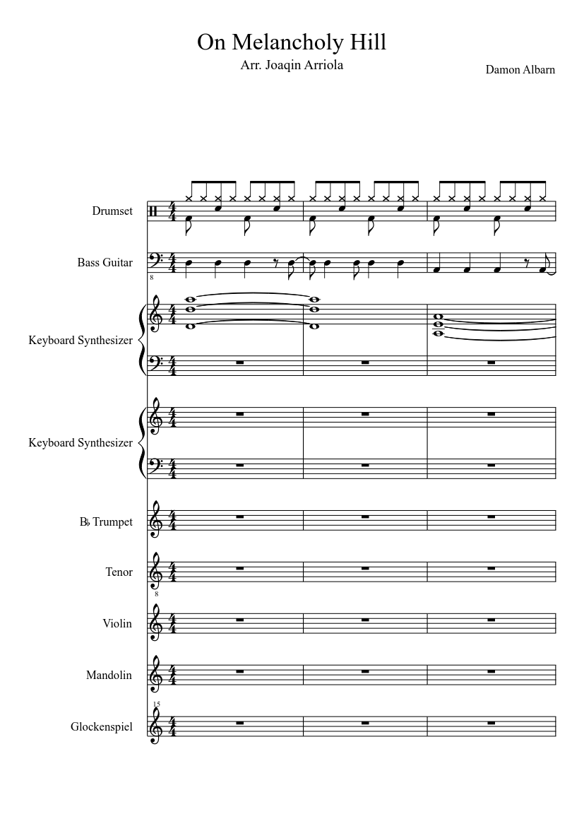 Must listen + download: gorillaz – on melancholy hill (baby.