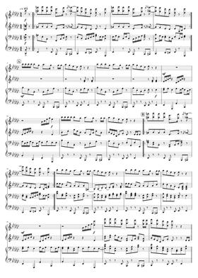 ベノム ピアノ