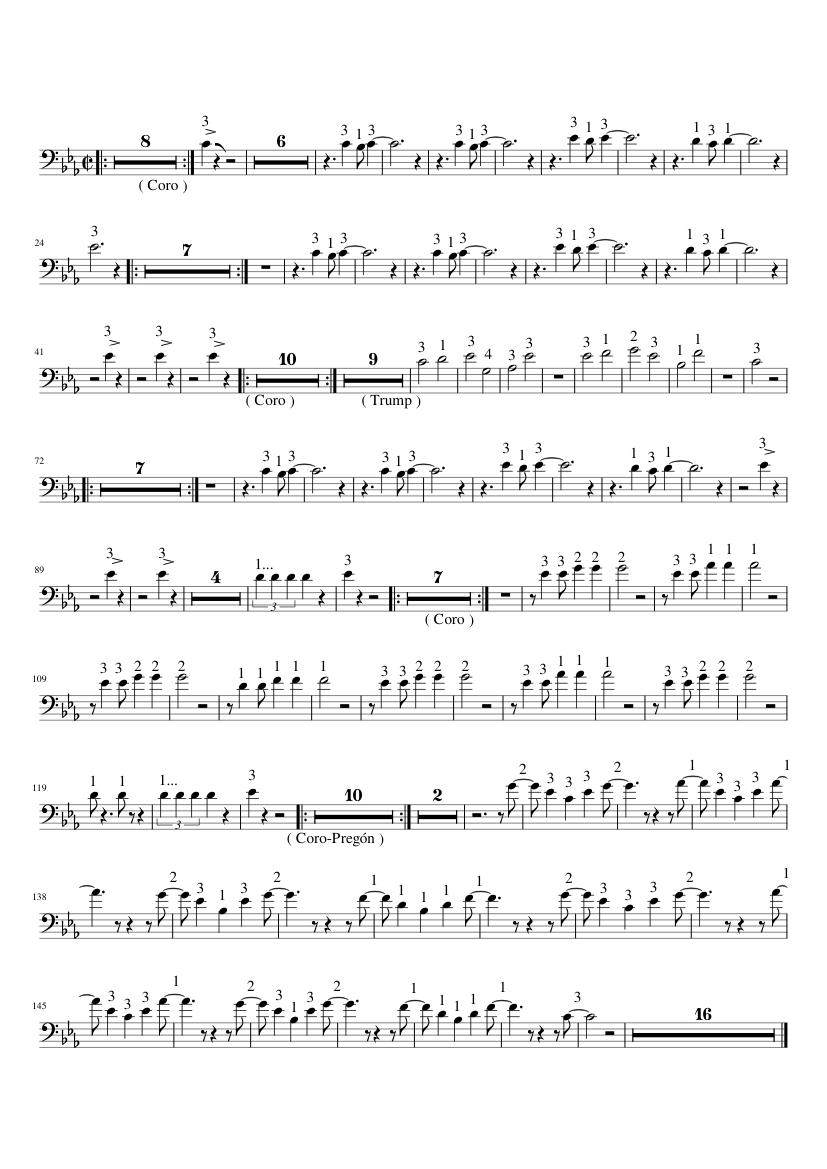 Vivir mi vida sax quartet sheet music for soprano saxophone, alto.