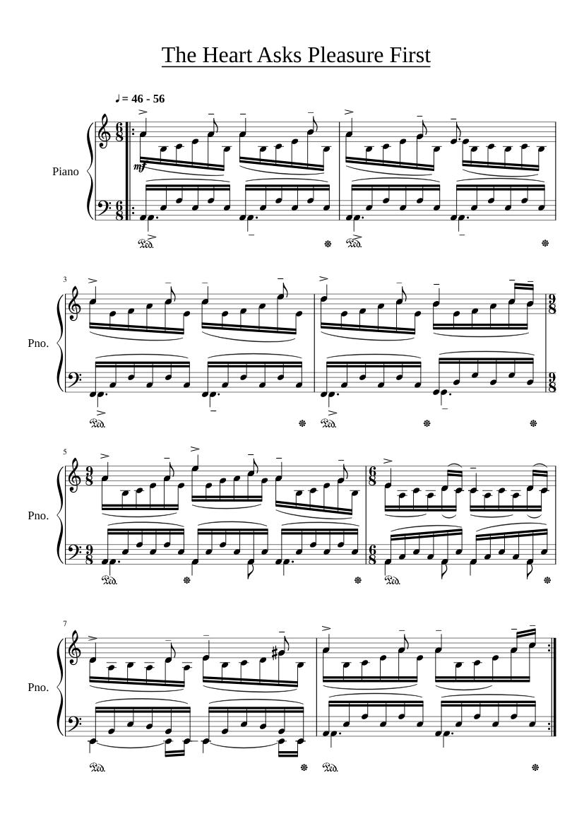 B1006 Music lover Bracelet Piano Score
