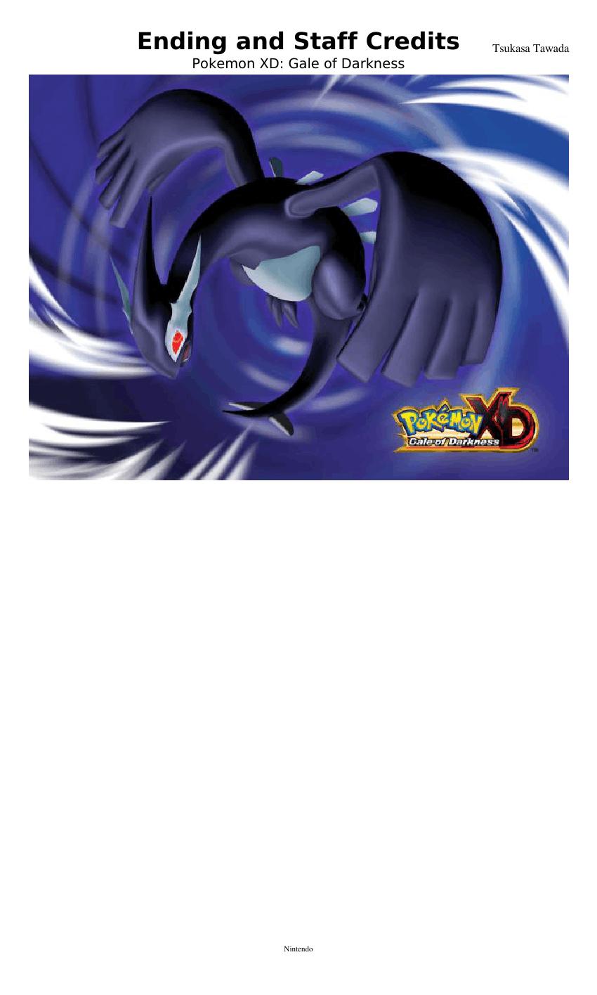 Pokemon xd download