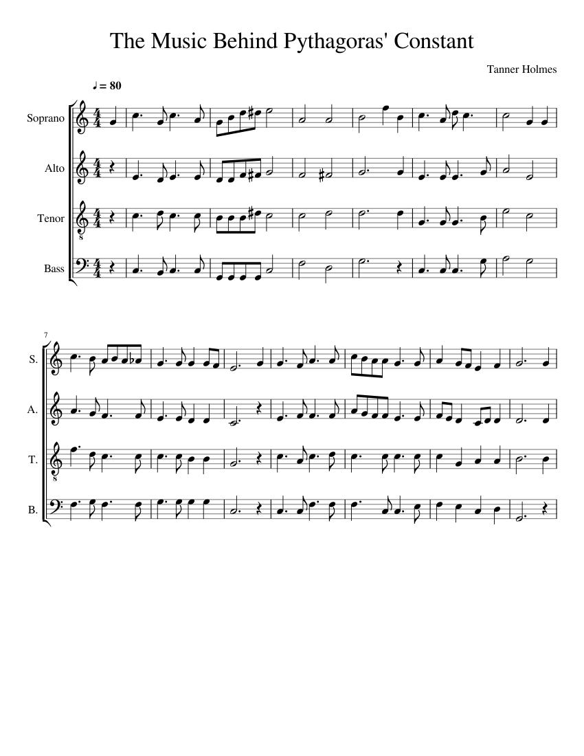 pythagoras and music