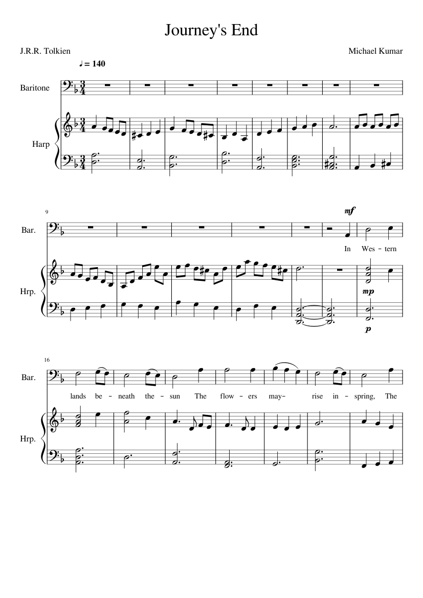 Poem To Song Task Piano Tutorial