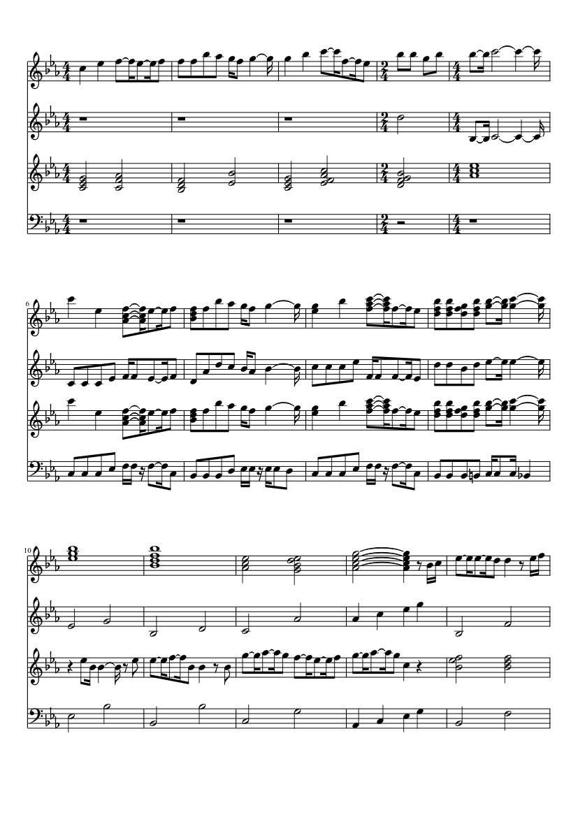 cruel angels thesis clarinet