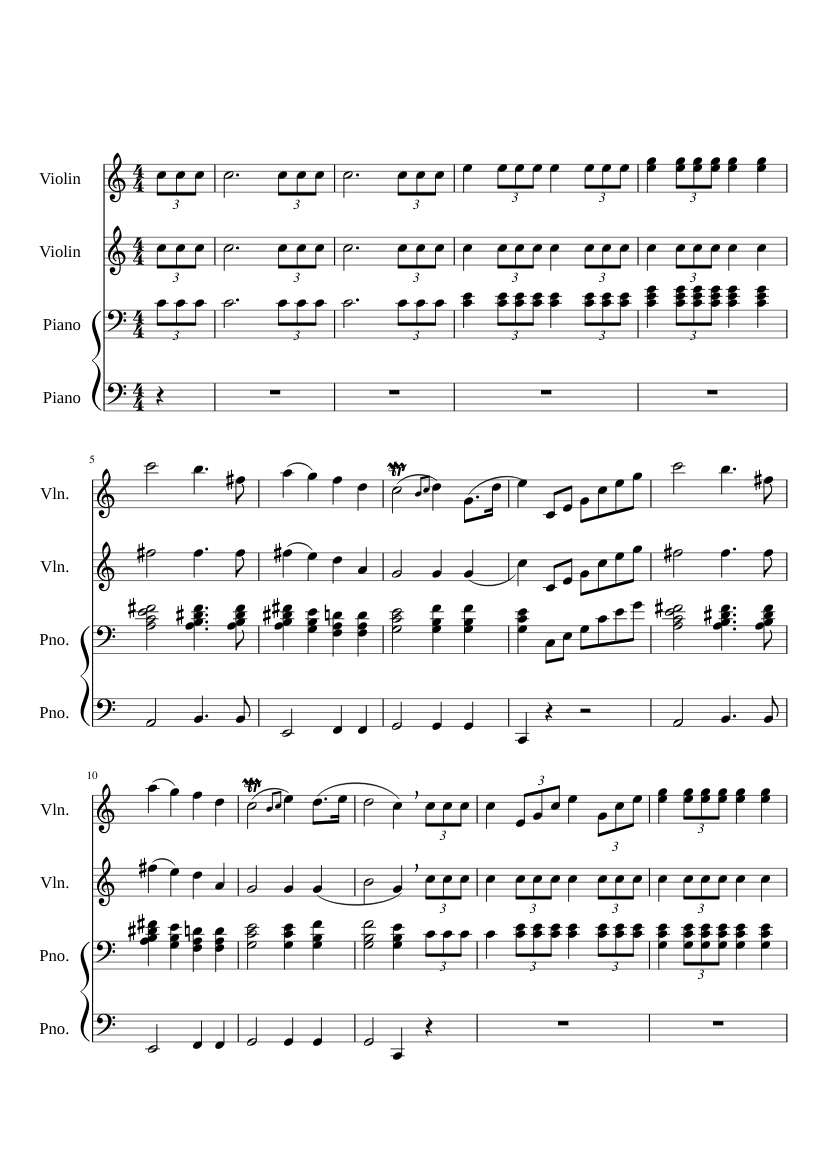 Download mendelssohn wedding march, for piano trio, pm101 sheet.