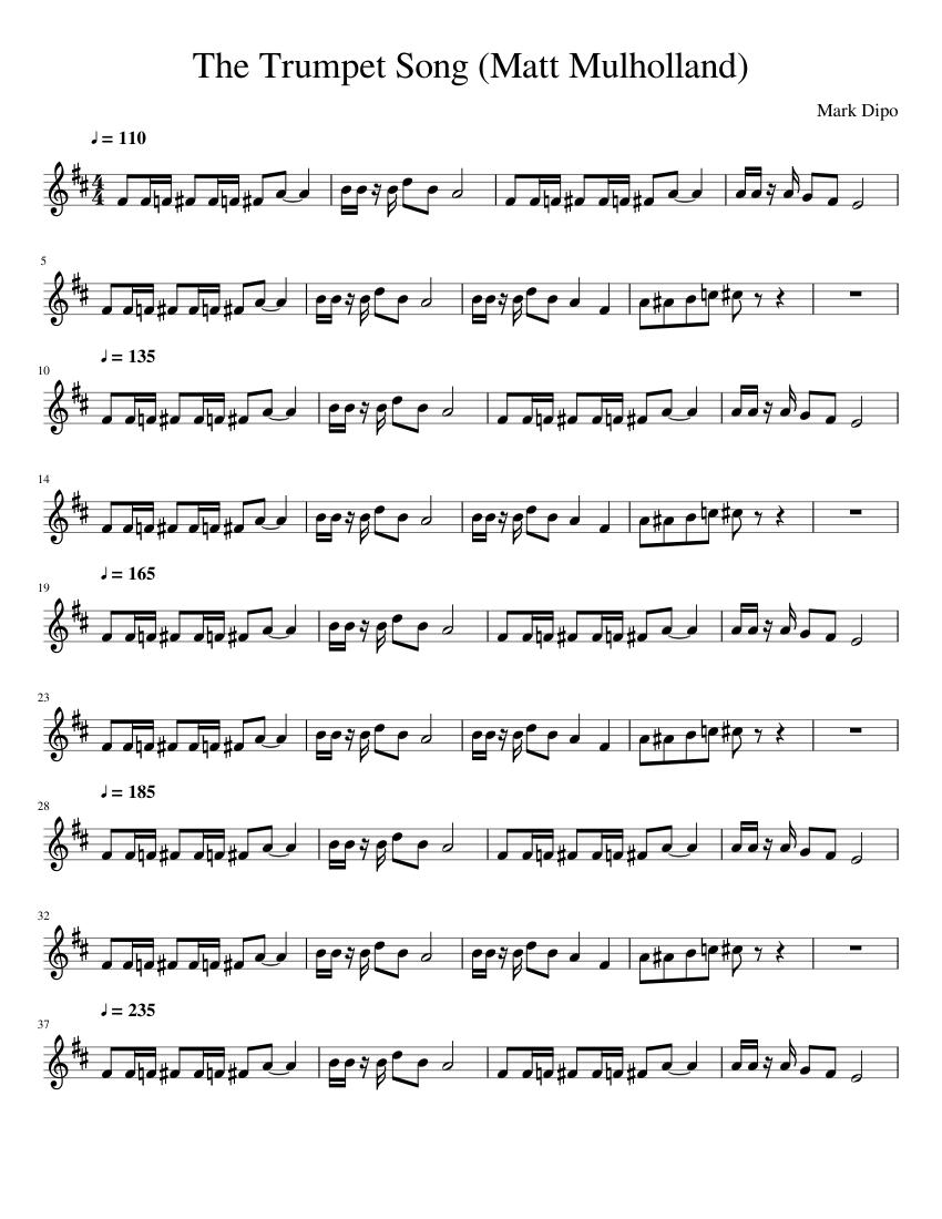 Trumpets Песню Скачать