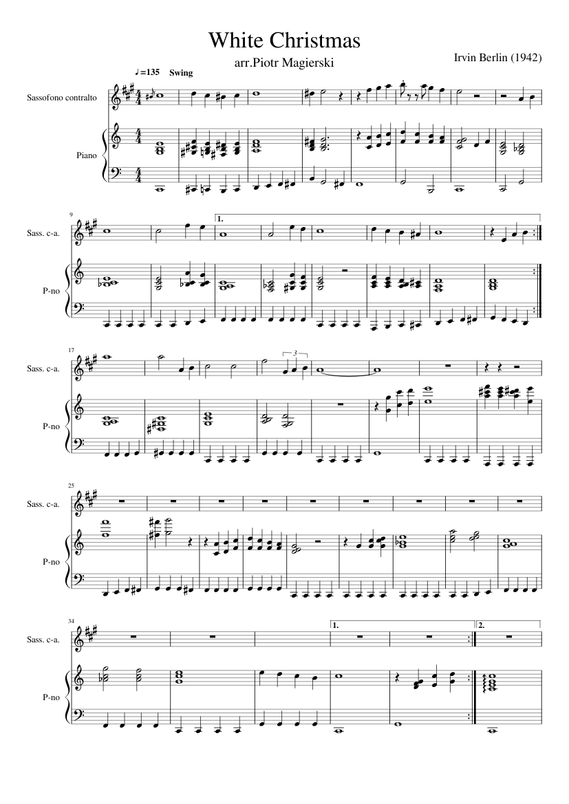 It's just a photo of Playful Christmas Piano Sheet Music Pdf