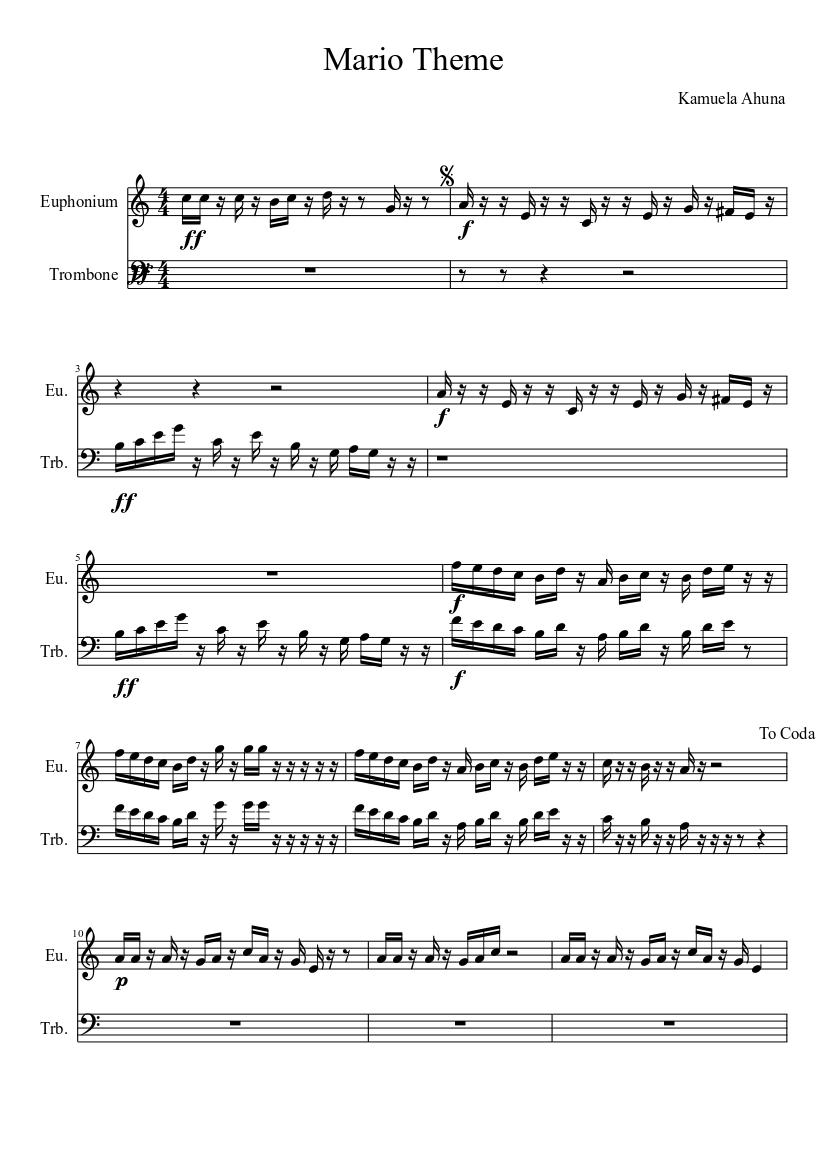 Super Mario Theme Music Mp3 Free Download