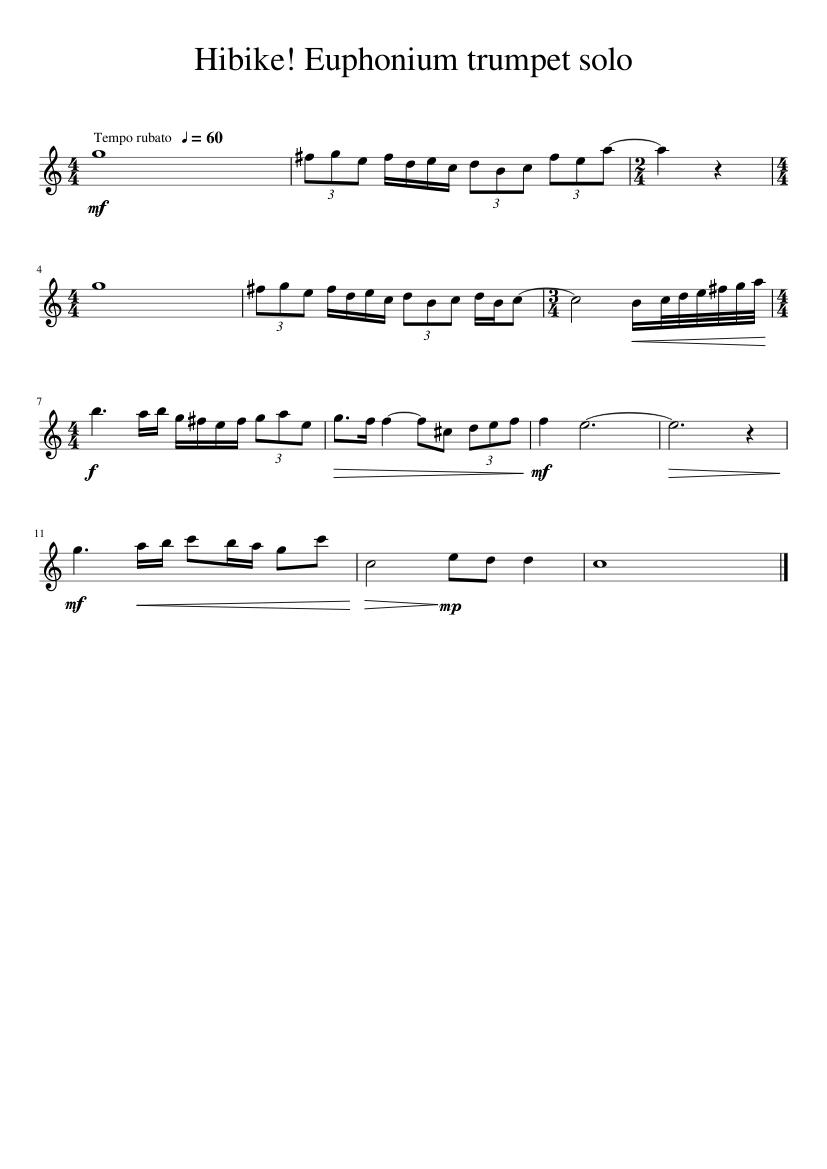 hibike euphonium season 2 ost
