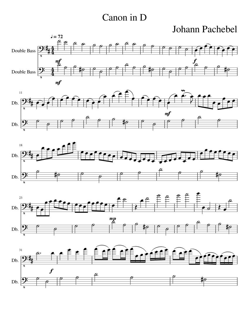 bass clef sheet music - Isken kaptanband co