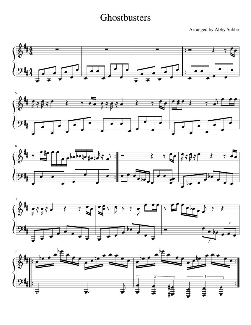 Ghostbusters theme tune free download megazonekick.