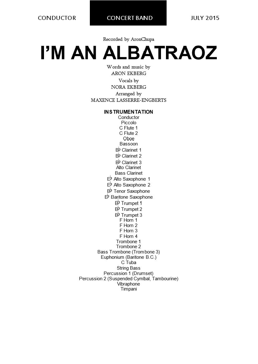 albatraoz