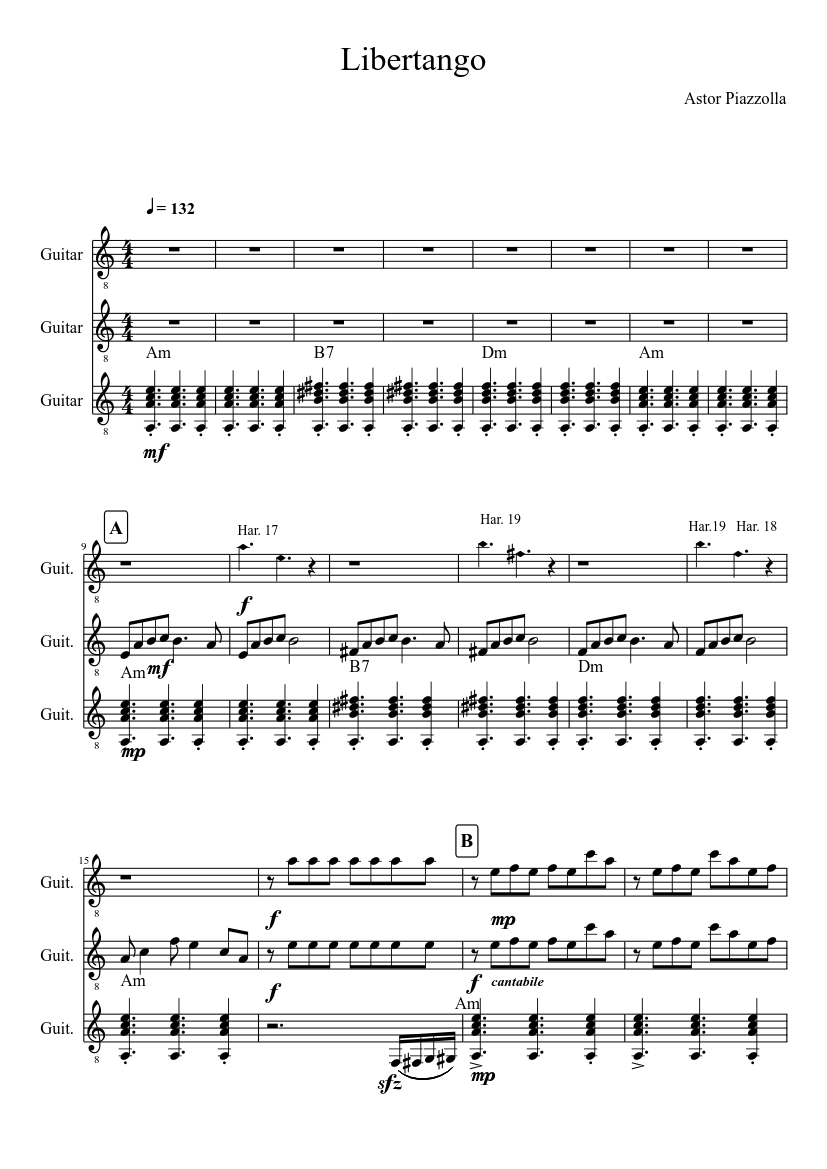 Felsebiyat Dergisi – Popular Libertango Piano Trio Imslp