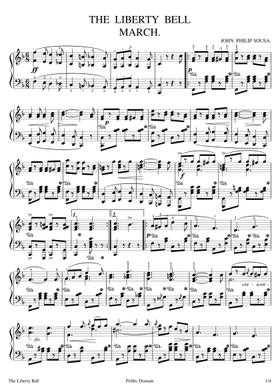 john philip sousa sheet music free download in pdf or midi on musescore.com  musescore.com