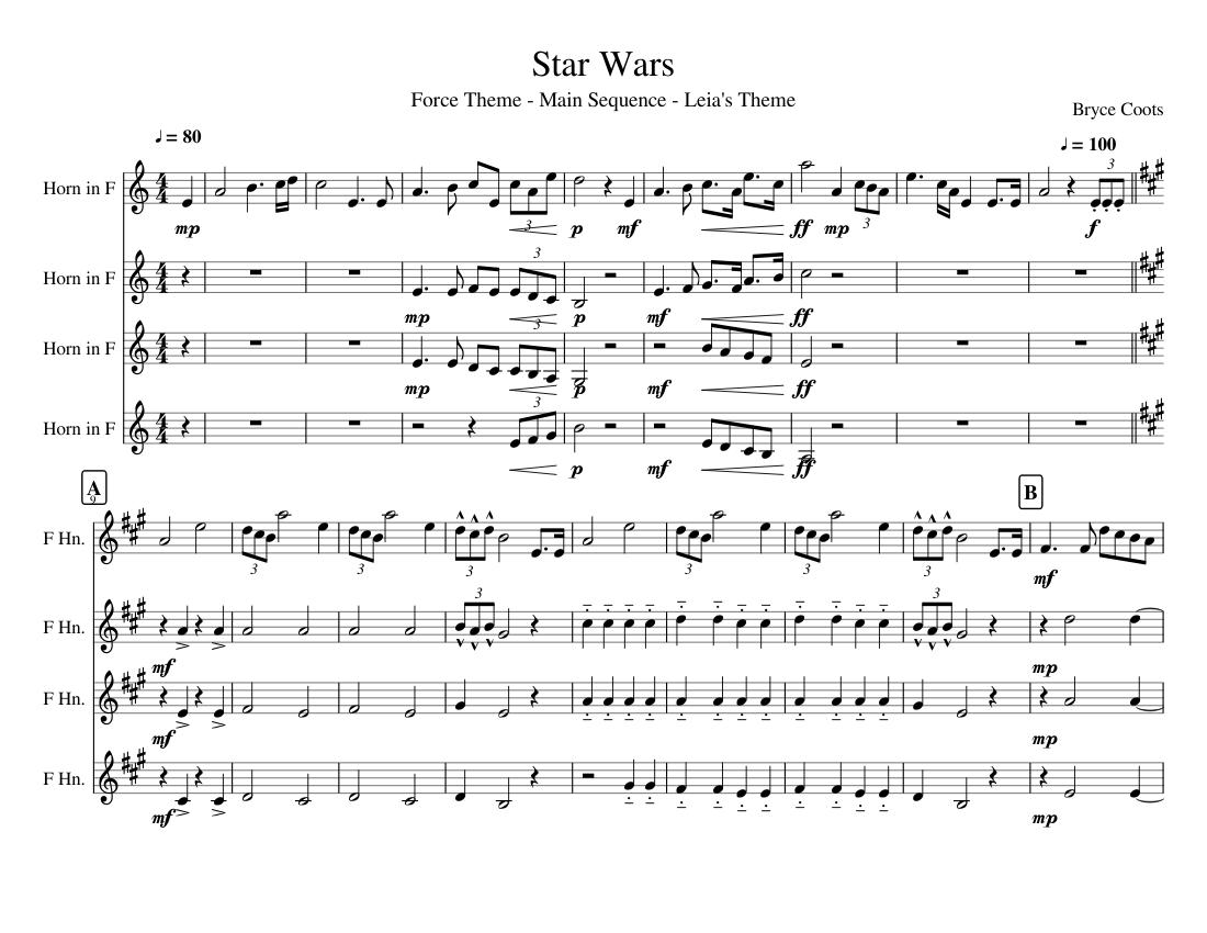 Rey's theme