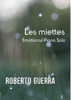 Les miettes - Roberto Guerra sheet music arranged by Roberto Guerra for Solo