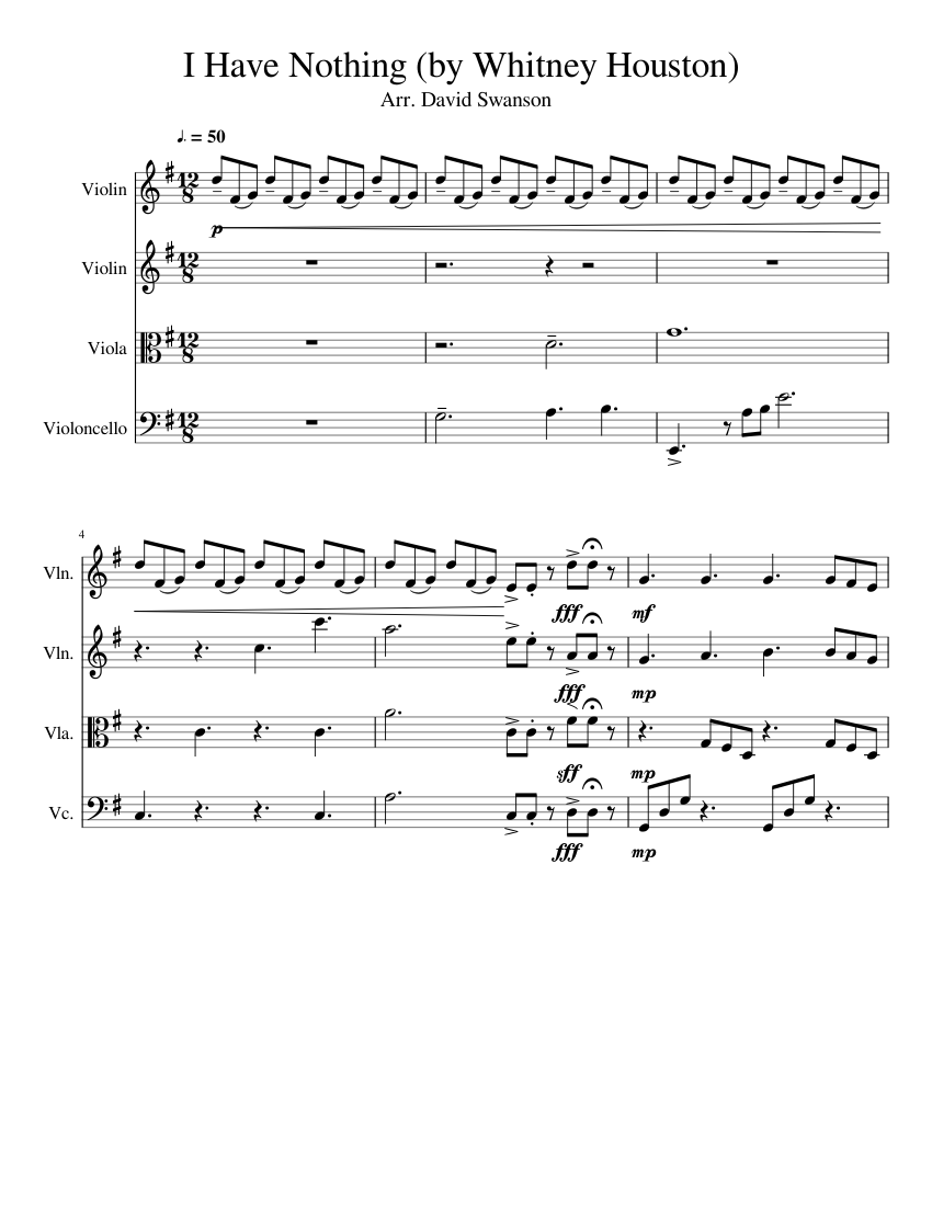 Whitney houston i have nothing [saxophone cover] by juozas.