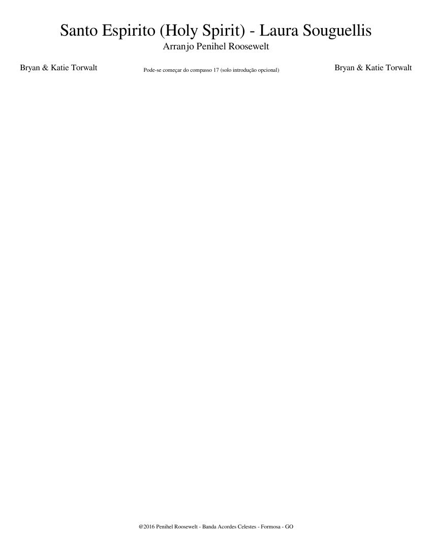 Santo espirito pdf gratis bem vindo