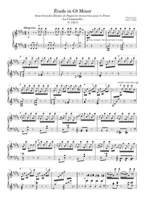 Paganini Sheet Music Free Download In Pdf Or Midi On Musescore Com