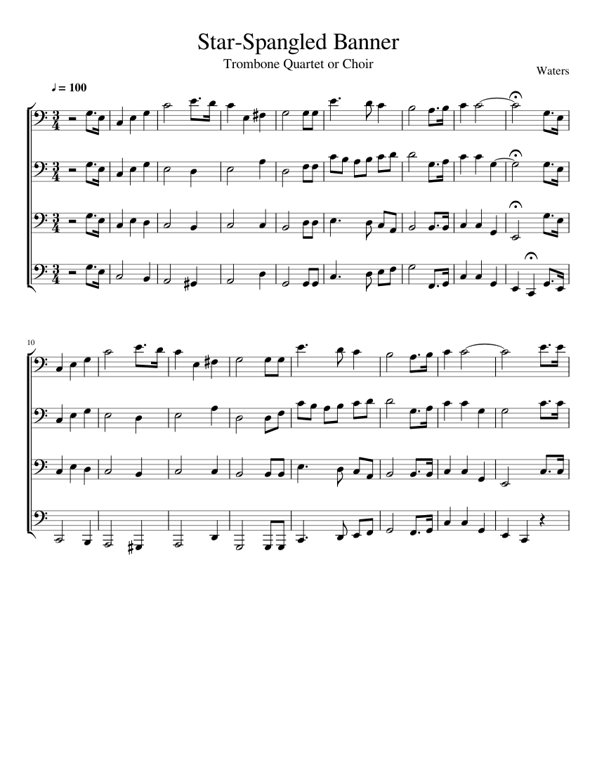Download the star spangled banner for free.