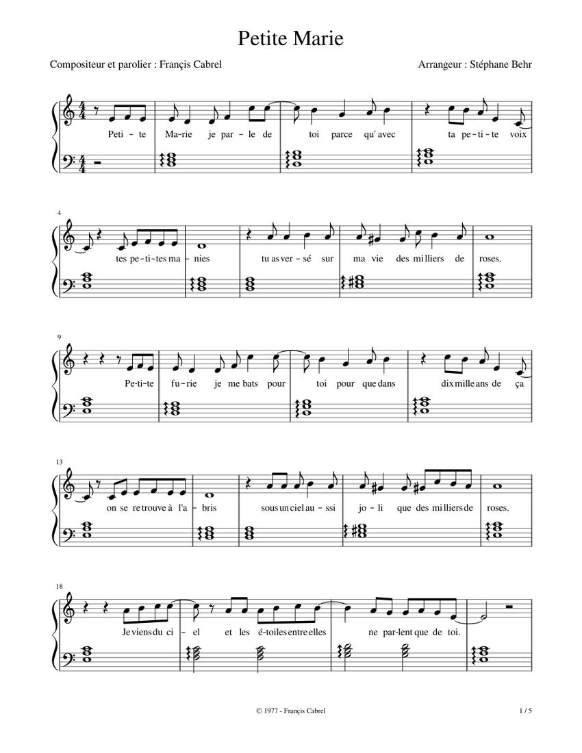 Marie petite marshillmusic.merchline.com: Petite