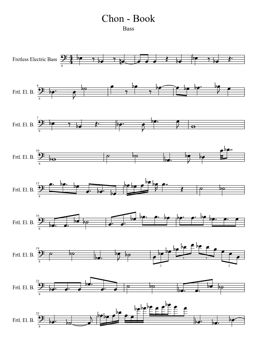 Book piano tutorial