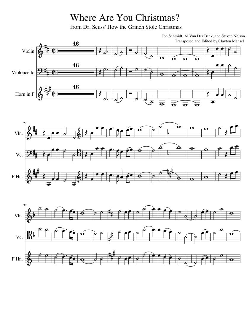 Christmas Piano Guys Duet Sheet music
