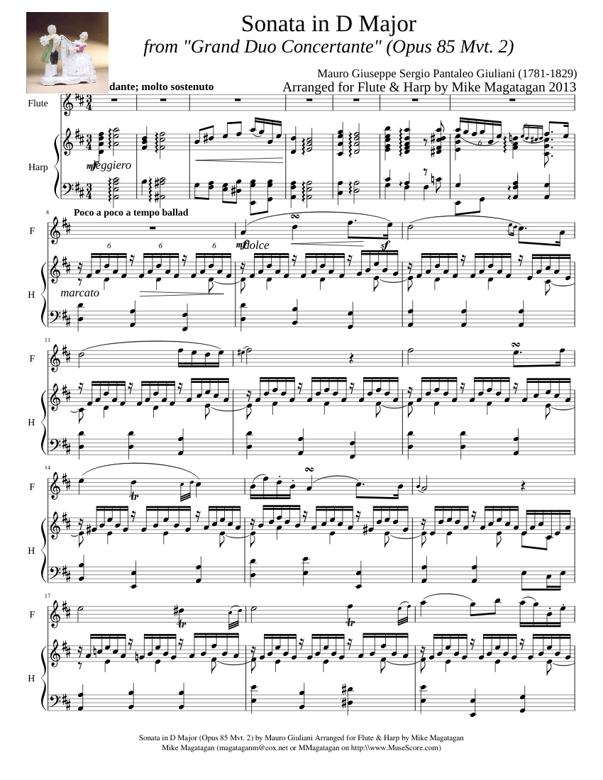 Flute Repertoire List