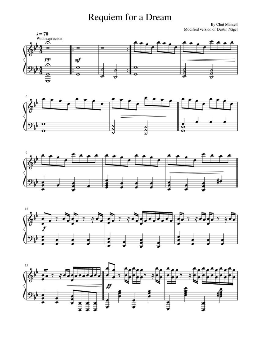 Requiem For A Dream Filmmusik
