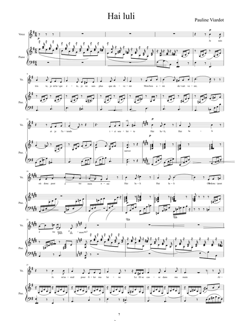 Sheet Music For Voice Musescore Com