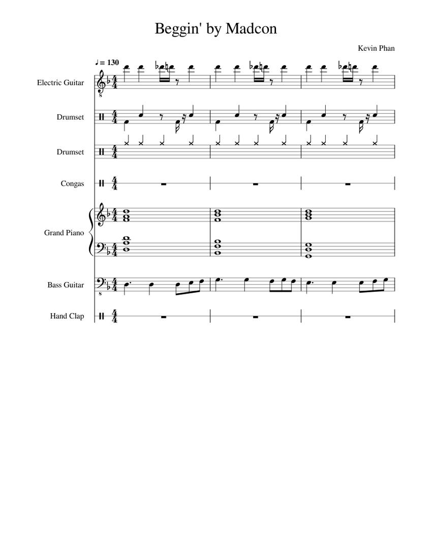 MADCON BEGGIN MUSIC TÉLÉCHARGER
