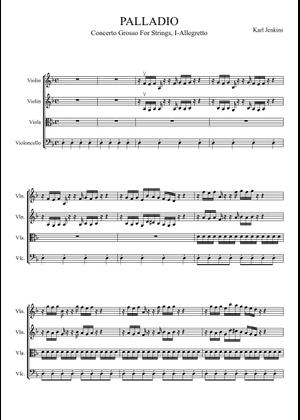 Karl Jenkins sheet music free download in PDF or MIDI on