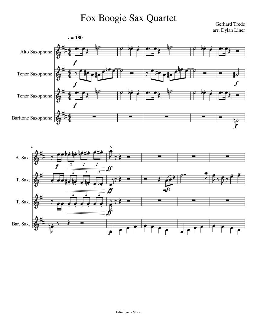 Scarborough Fair (Trio For Flute, Alto Sax And Piano) By
