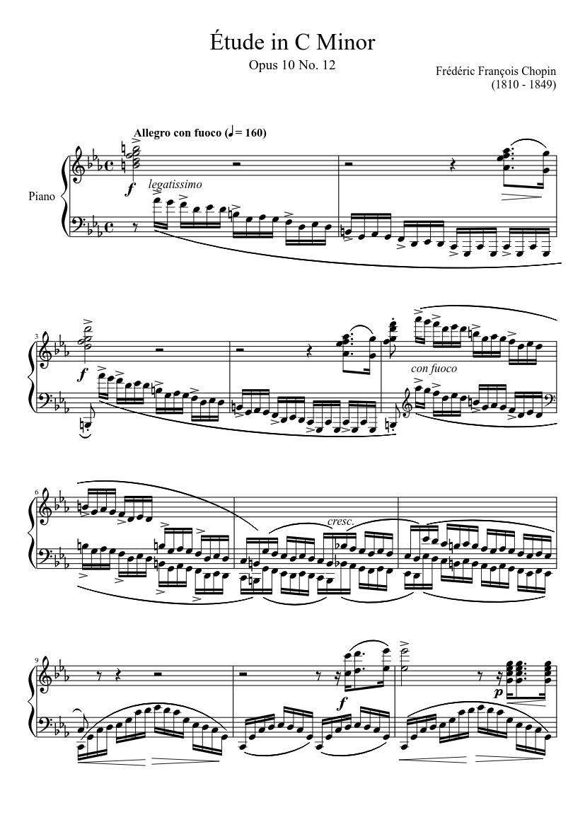 Download PDF Sonata No  12 in C Major (Piano Part)