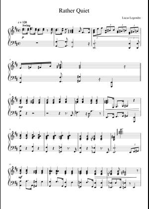 Bohemian Rhapsody - Queen (Original Piano Track Arrangement