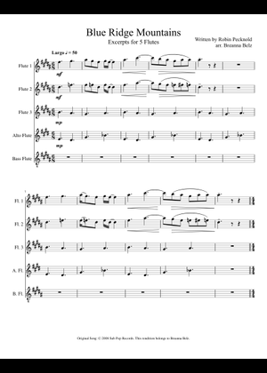 Fleet Foxes sheet music free download in PDF or MIDI on MuseScore com