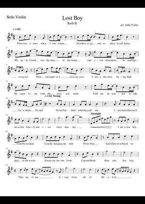 Let It Go - Solo Violin sheet music for Violin download free