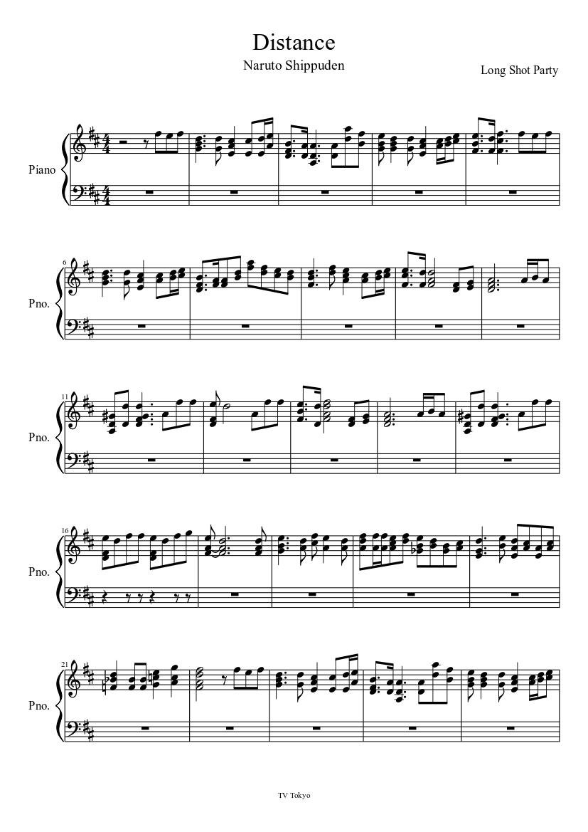Nar Dreams - Score