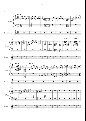 How Far Ill Go Moana Sheet Music For Piano Voice Download