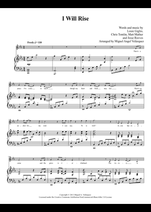 Chris Tomlin sheet music free download in PDF or MIDI on MuseScore com