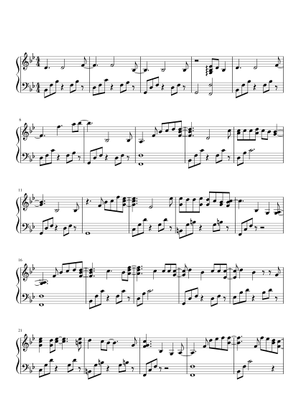 4898094 A Million Dreams The Greatest Showman Piano cover